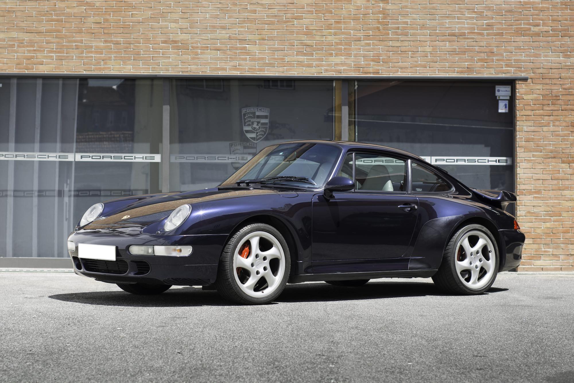 Porsche 911 Turbo (1996)
