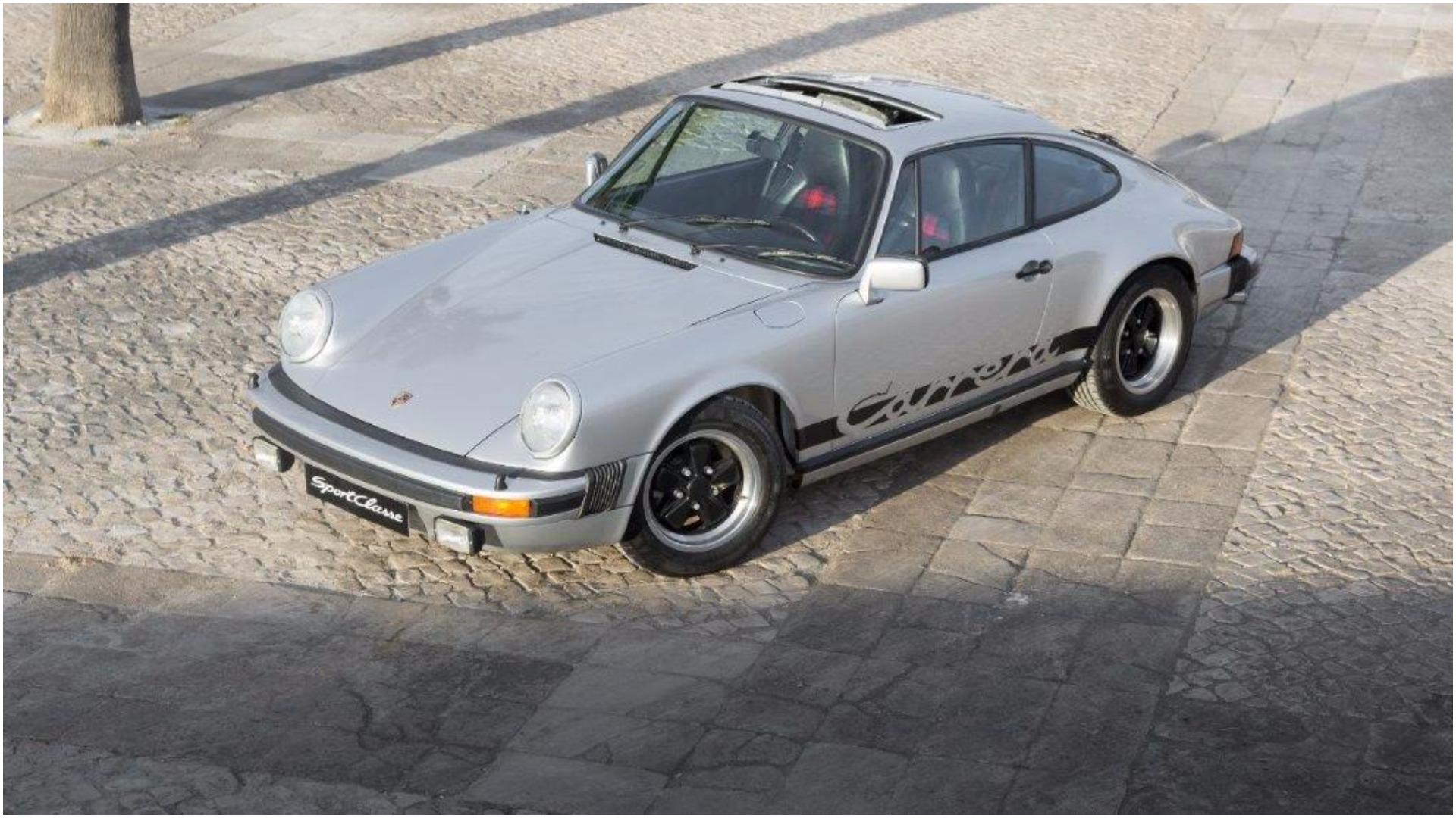 Porsche 911 Carrera 3.0 1976