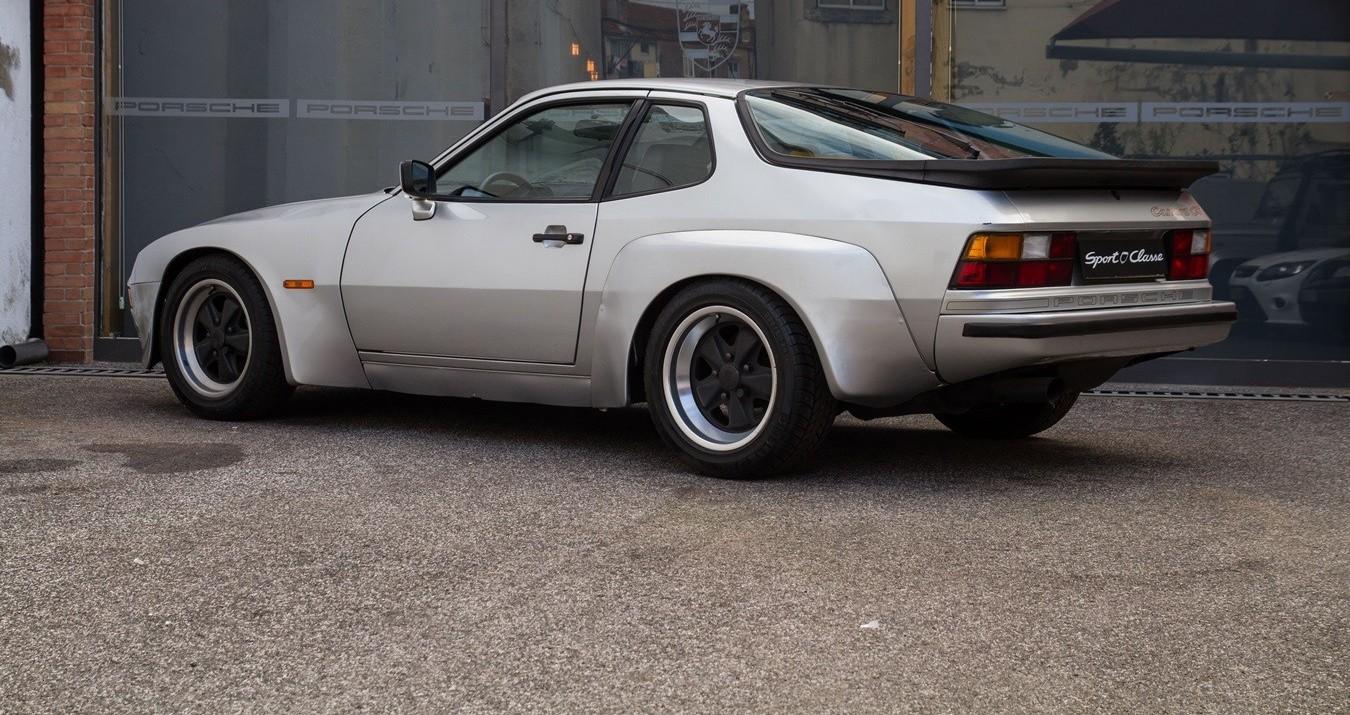 Porsche 924 Carrera GT (1981)