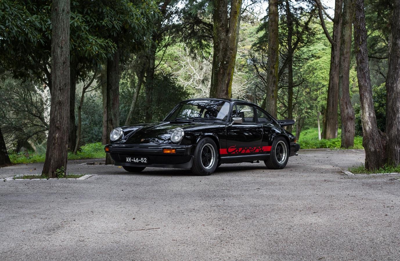 Porsche 911 Carrera 2.7 MFI (1974)