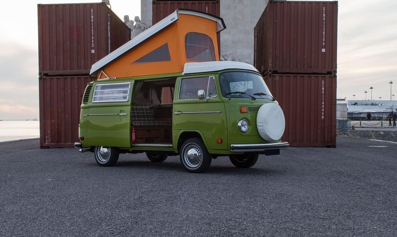 Volkswagen T2 2.0 L Westfalia (1978)