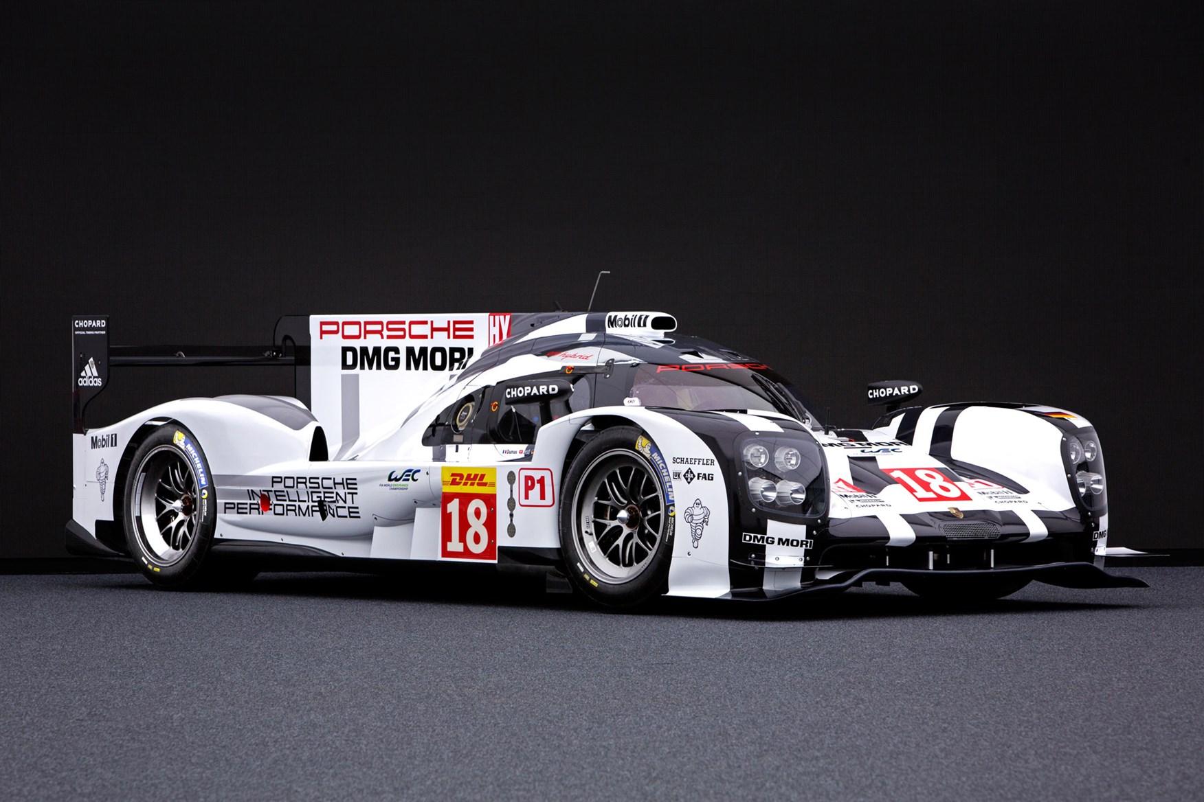 Designações Porsche