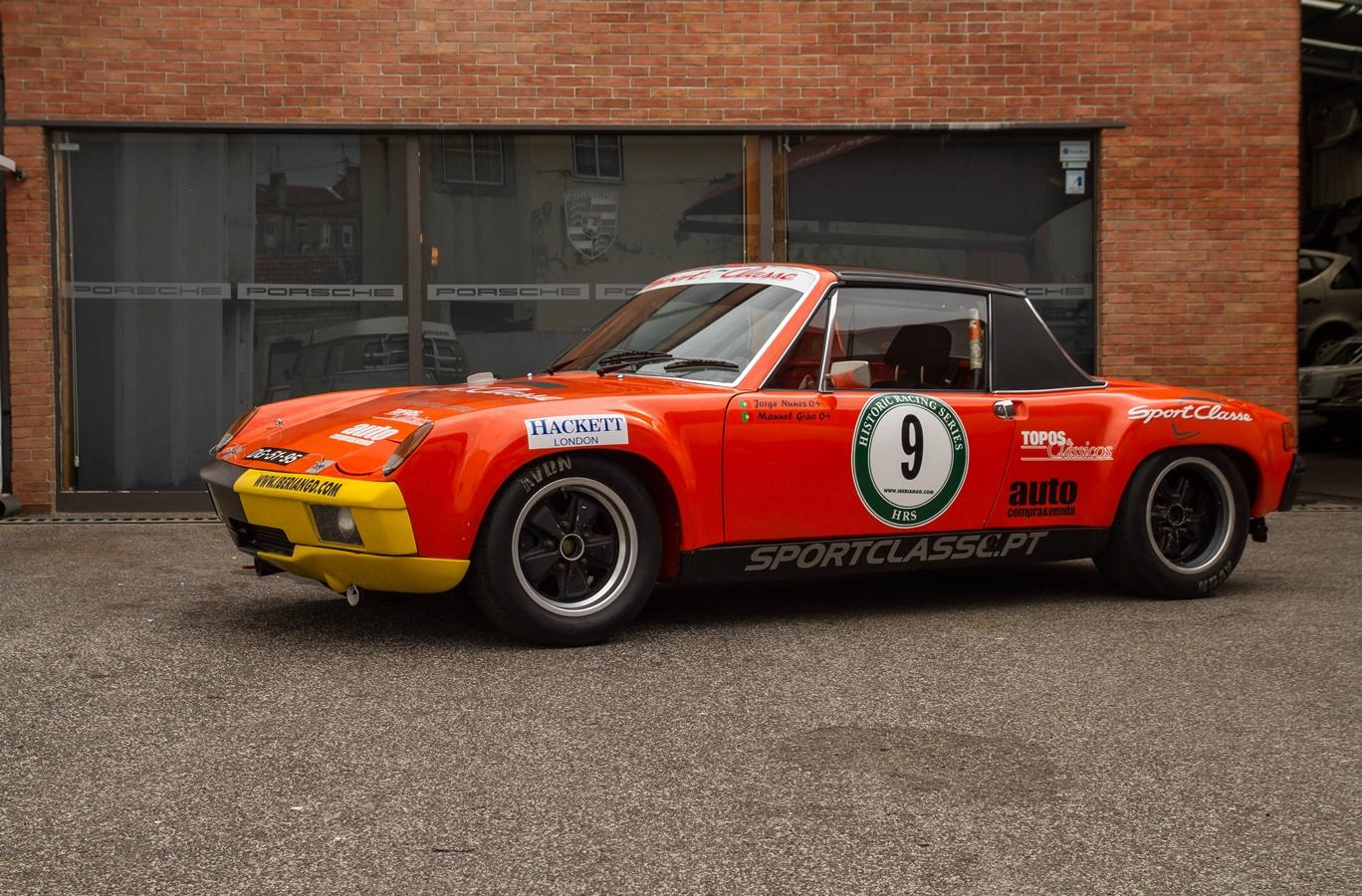 Porsche 914/6 GT (1971)