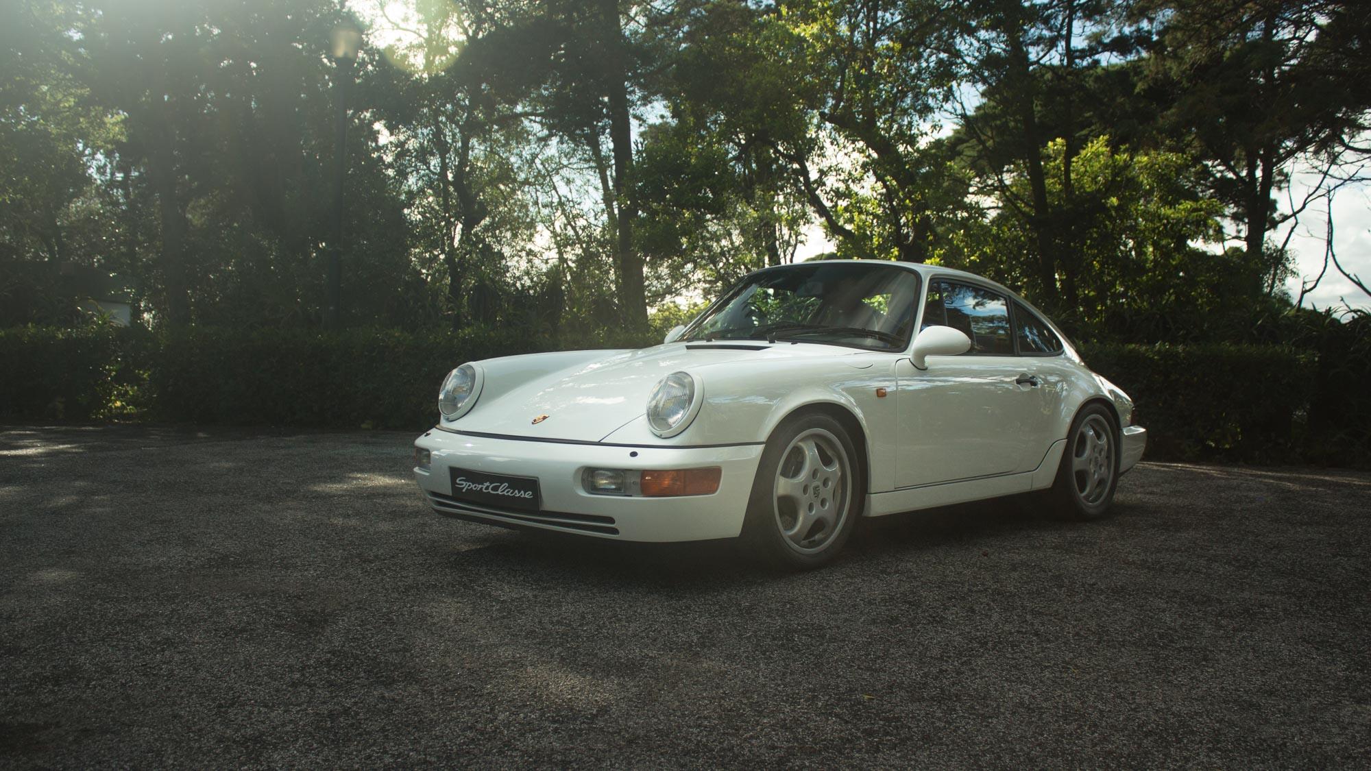 Porsche 911 RS (1993)