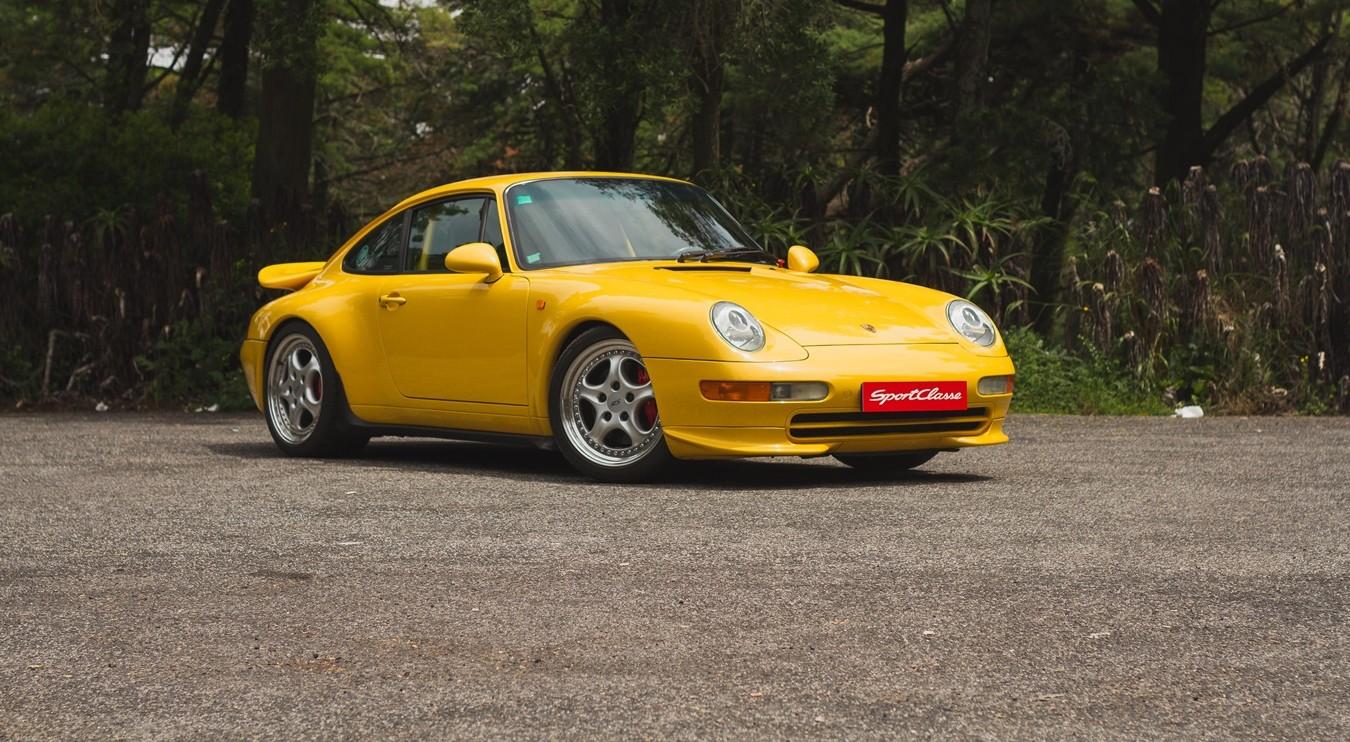 Porsche 911 Carrera RS (1995)