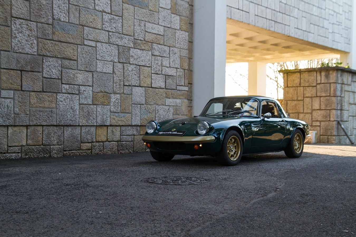 Lotus Elan Sprint (1972)