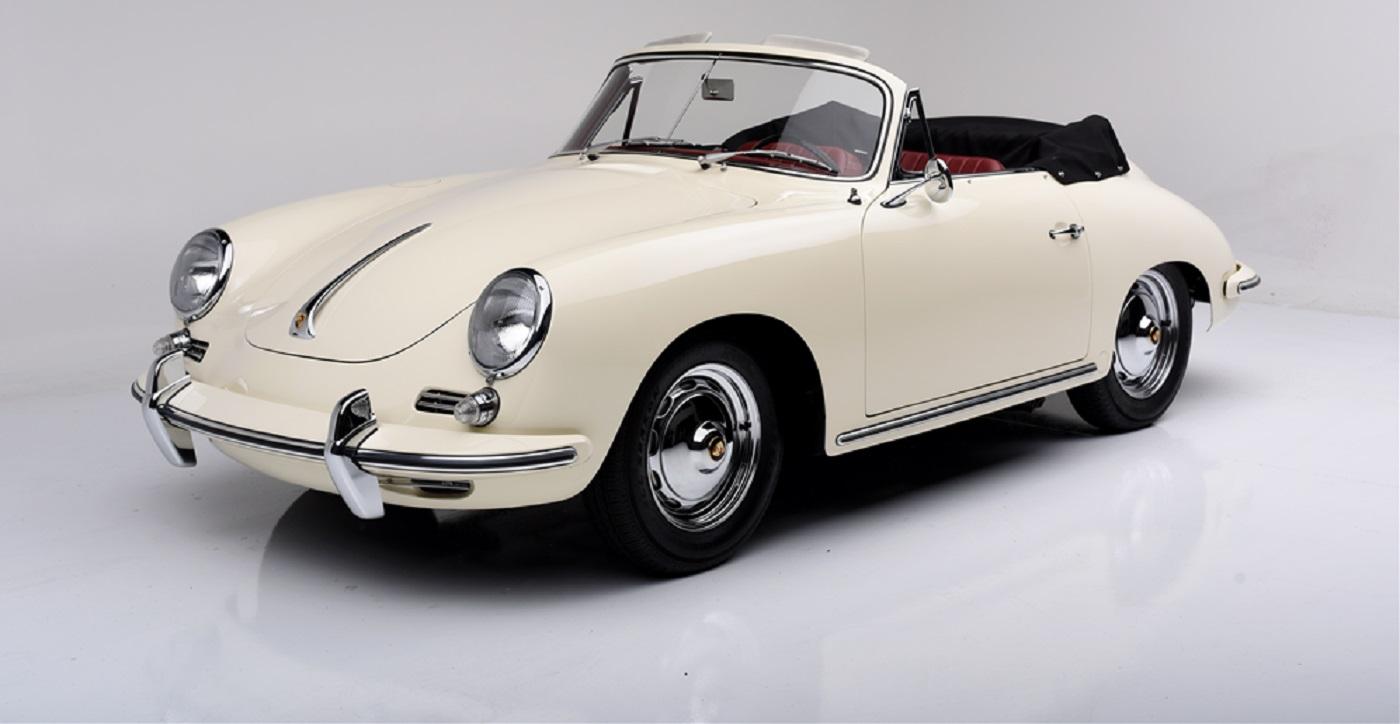 Porsche 356 C 1964 (restauro)
