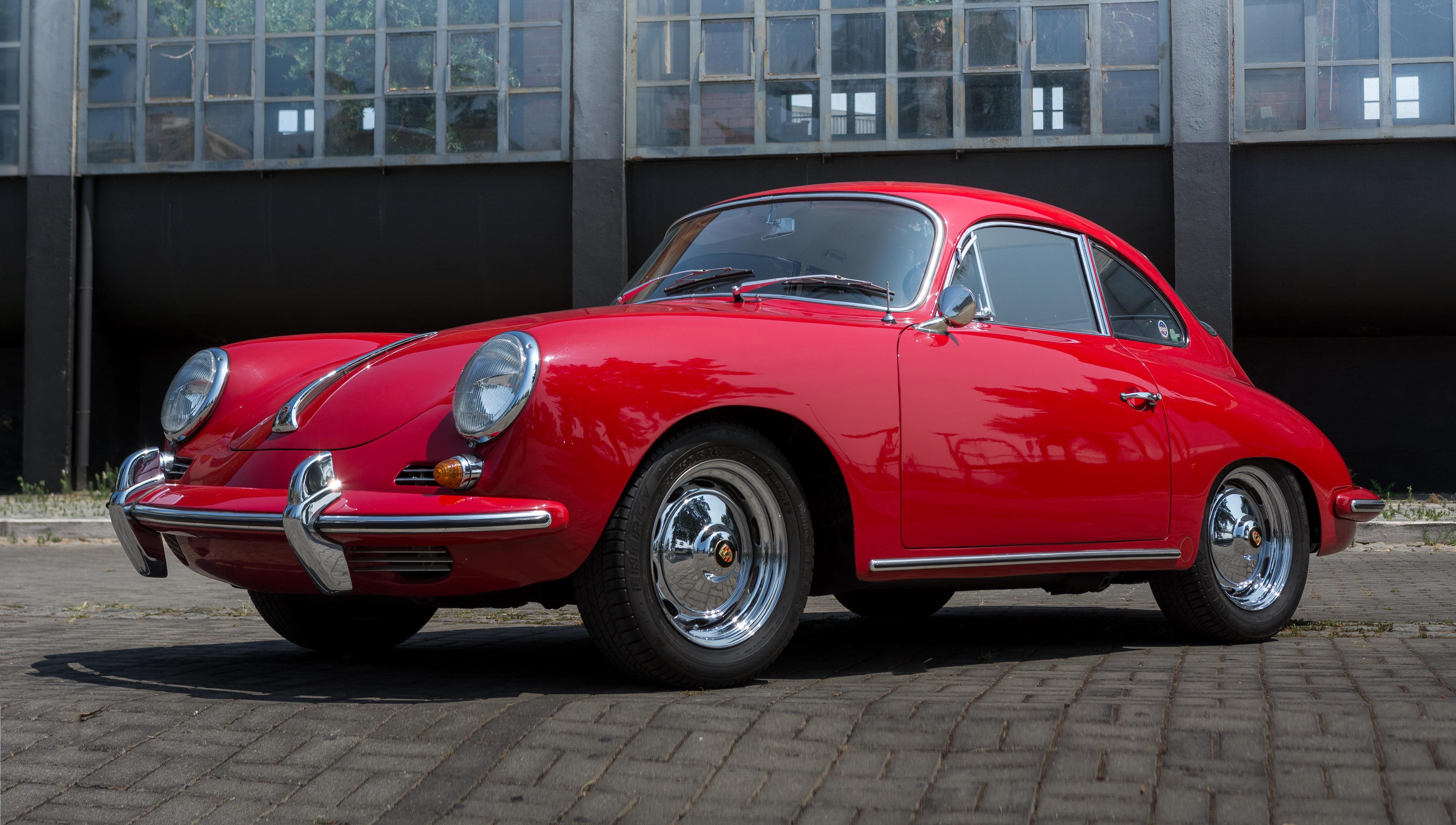 Porsche 356 B T-6 (1962)