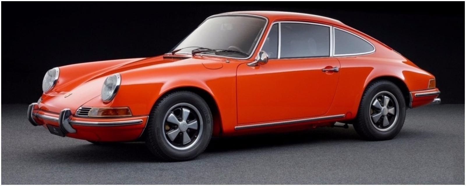 Porsche 911 S 2.2 1969 (RESTAURO)