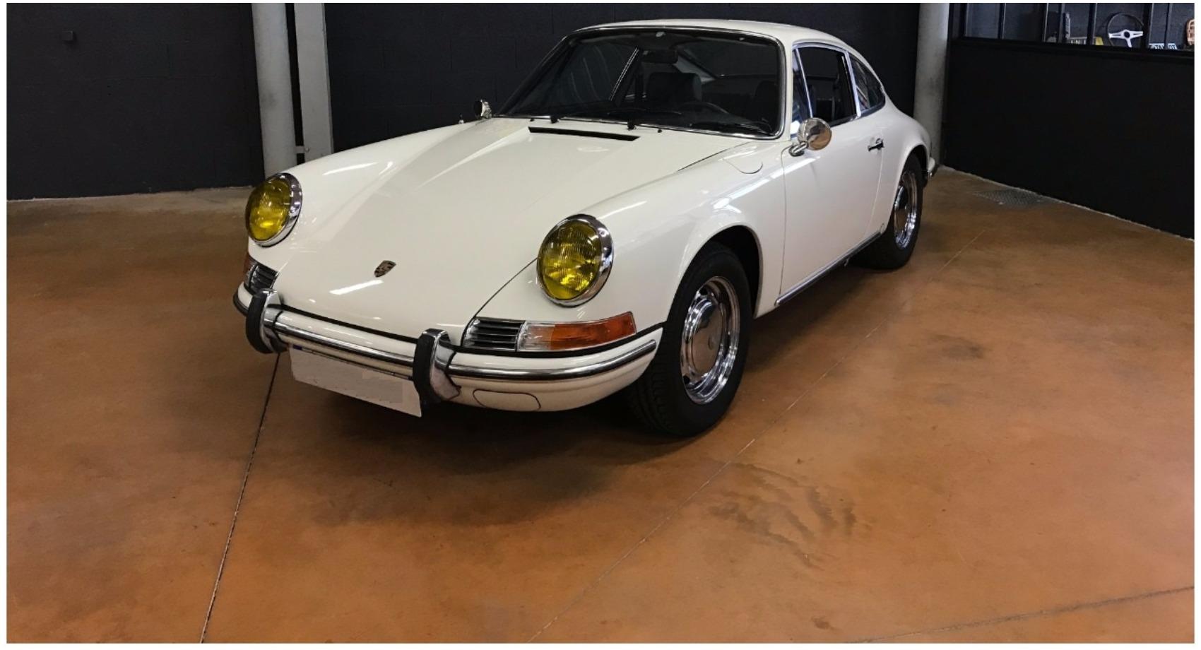 Porsche 911 T 2.0 1968 (RESTAURO)