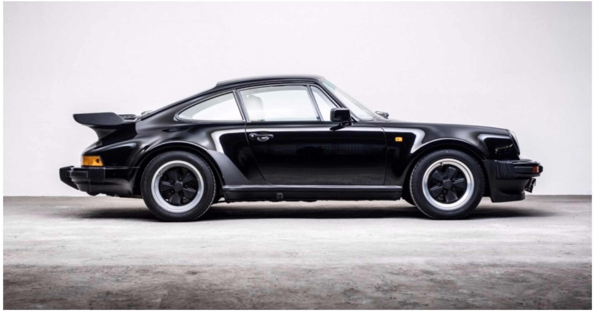 Porsche 911 TURBO (1977)