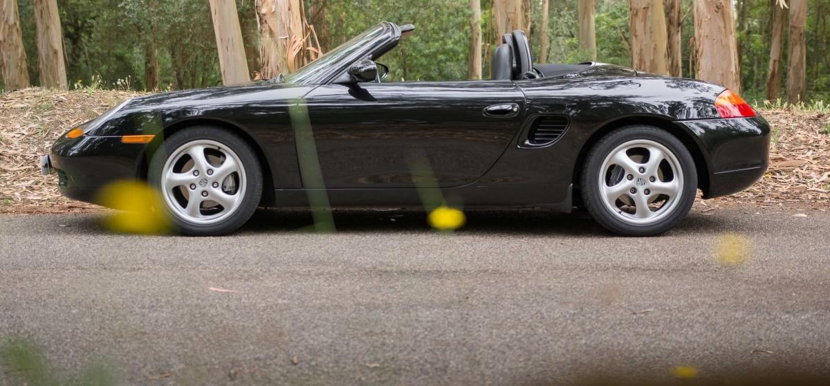 Porsche Boxster 1999 (Reservado)