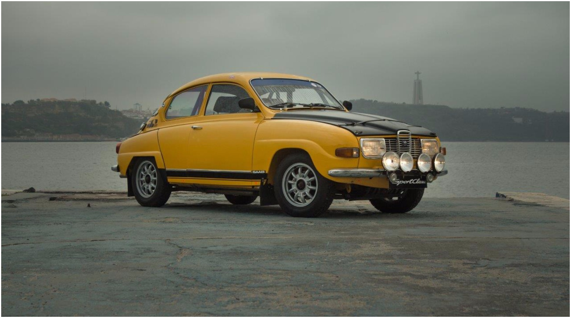 Saab 96 V4 (1972)