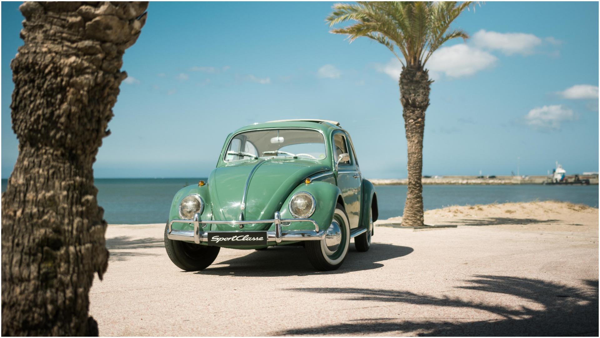 Volkswagen Carocha 1200 Rag Top (Type 11-1959)