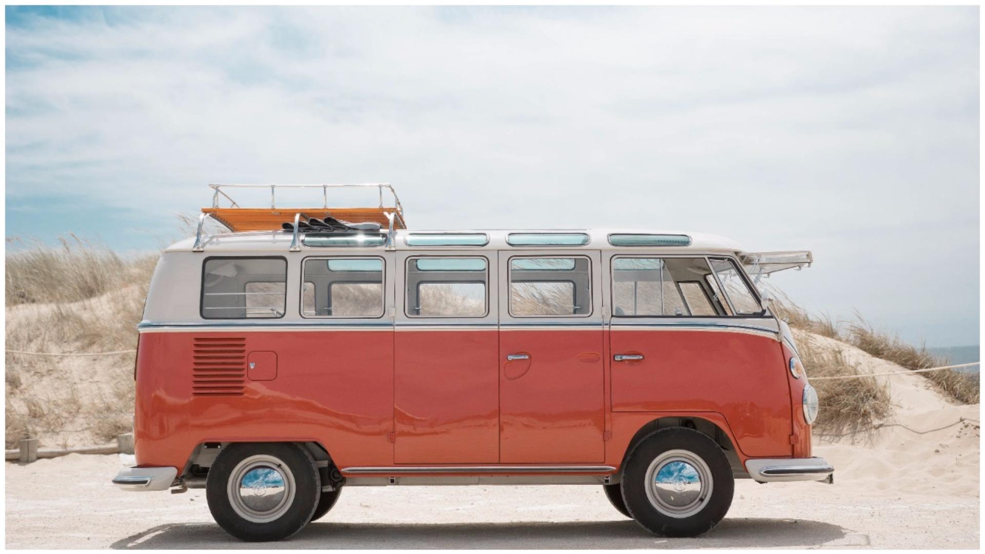 Volkswagen T1 Samba 21 Windows (1963)