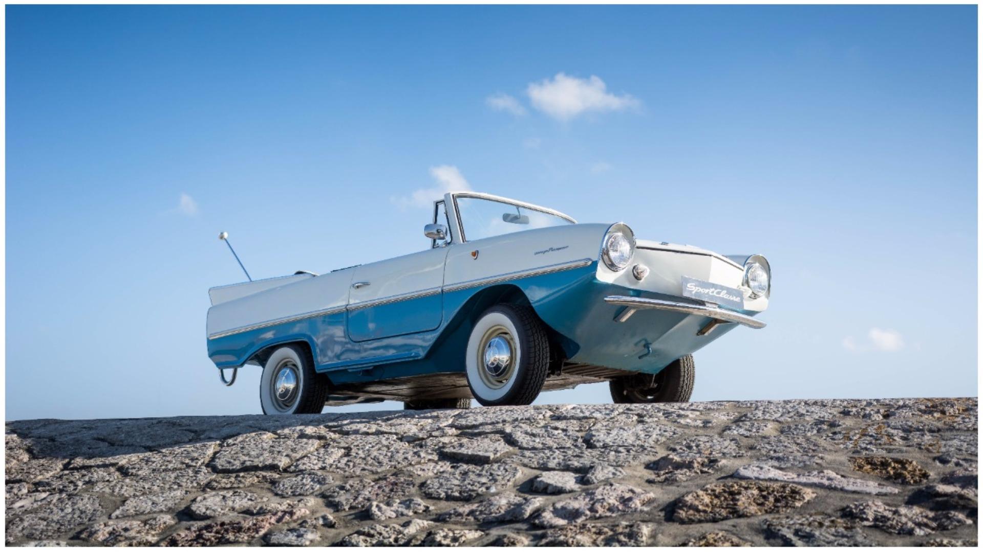 Amphicar 770 (1961)