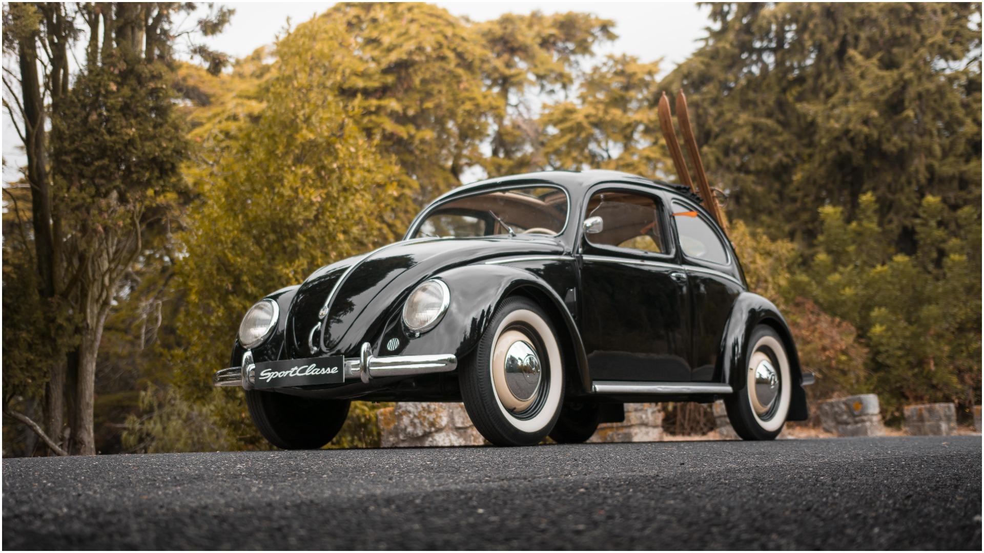 Volkswagen Carocha 1200 Rag Top Split Window (1952)