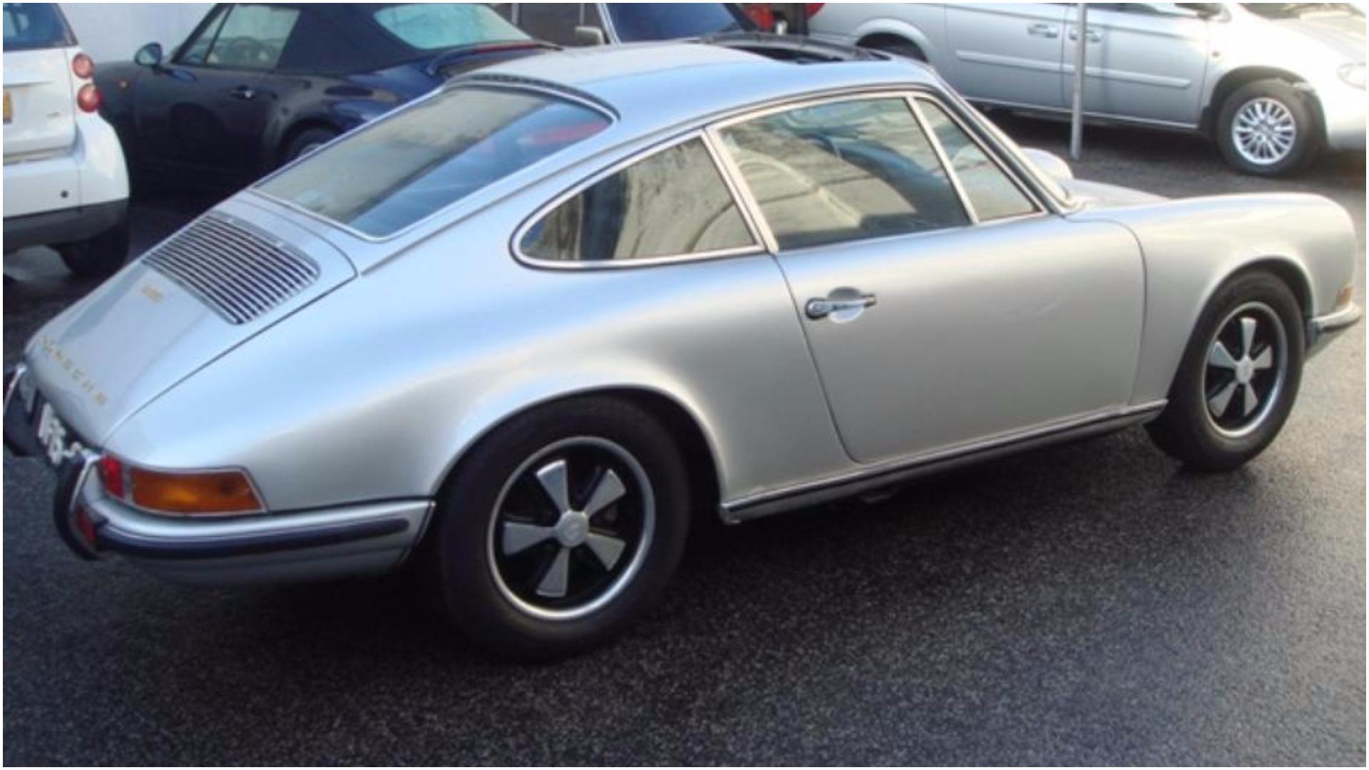 Porsche 911 2.2S 1969 (RESTAURO)