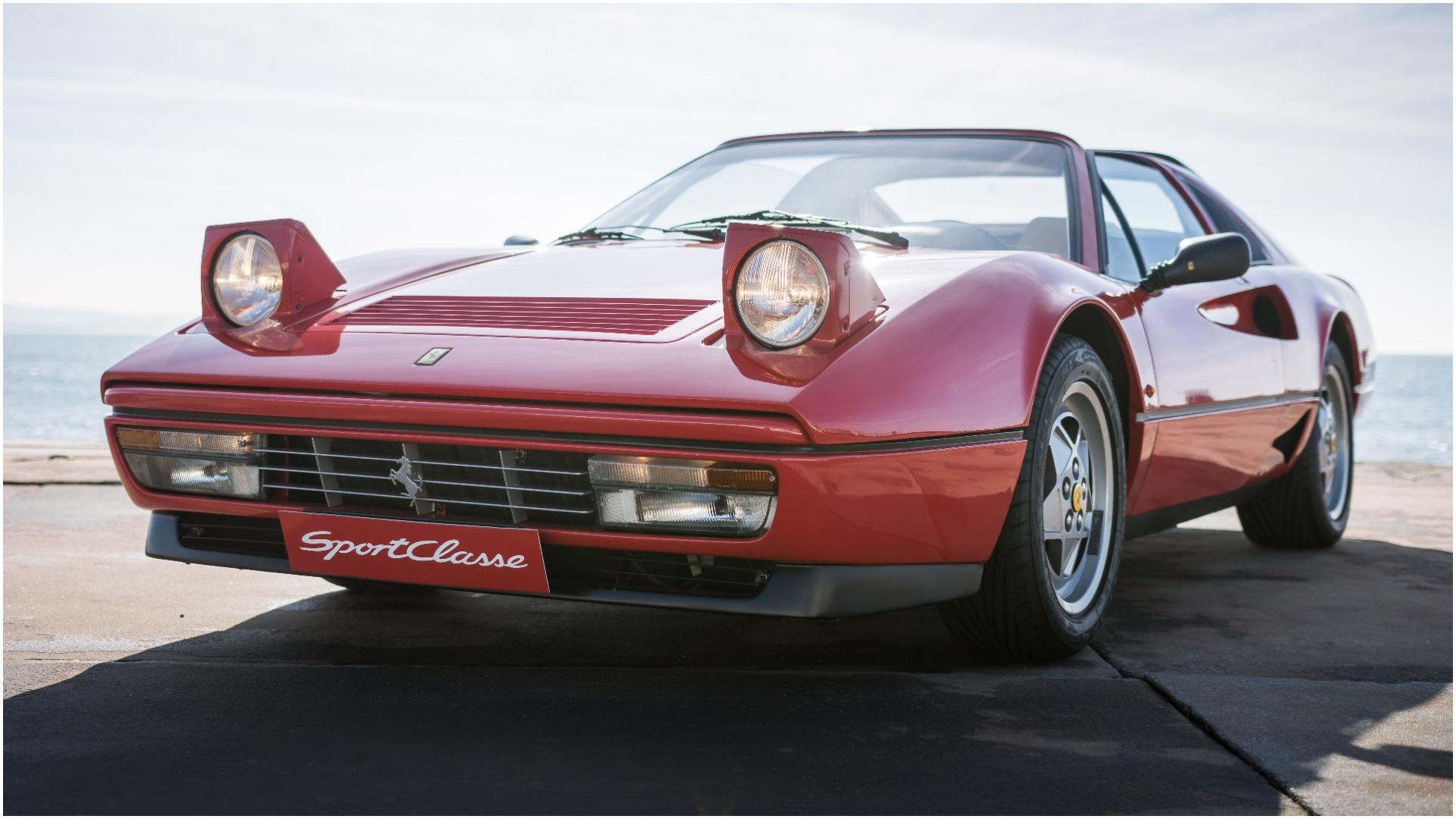 Ferrari 208 GTS Turbo (1988)