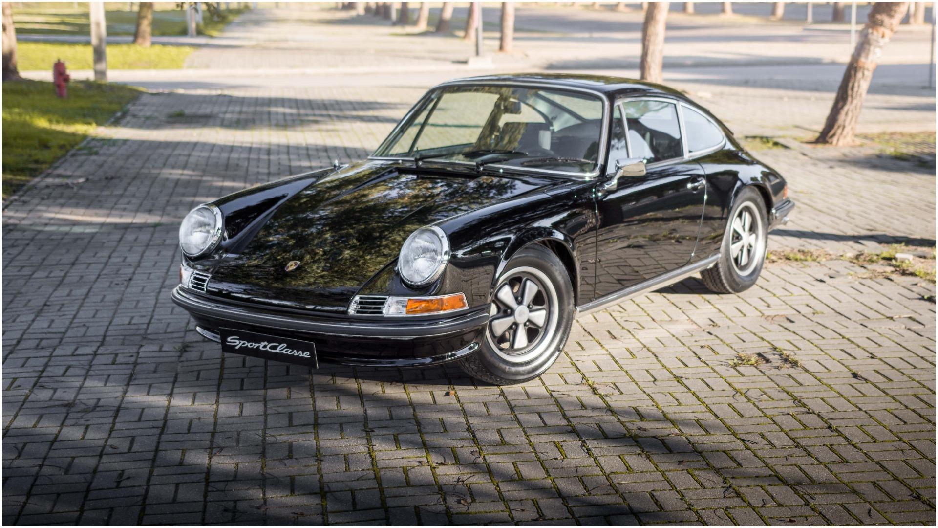 Porsche 911 2.4 S (1971)