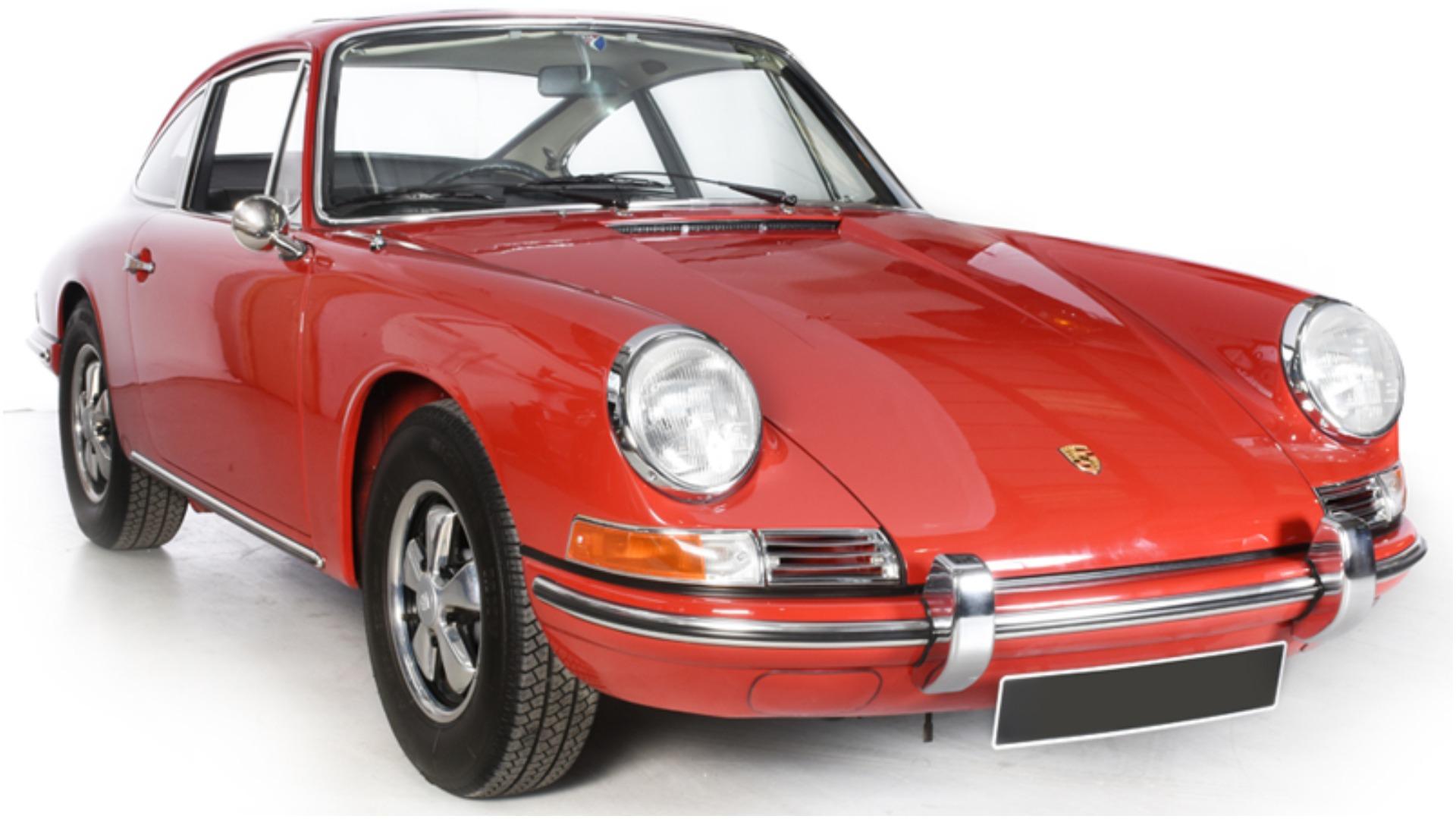 Porsche 911 SWB 2.0 S 1968 (Restauro)