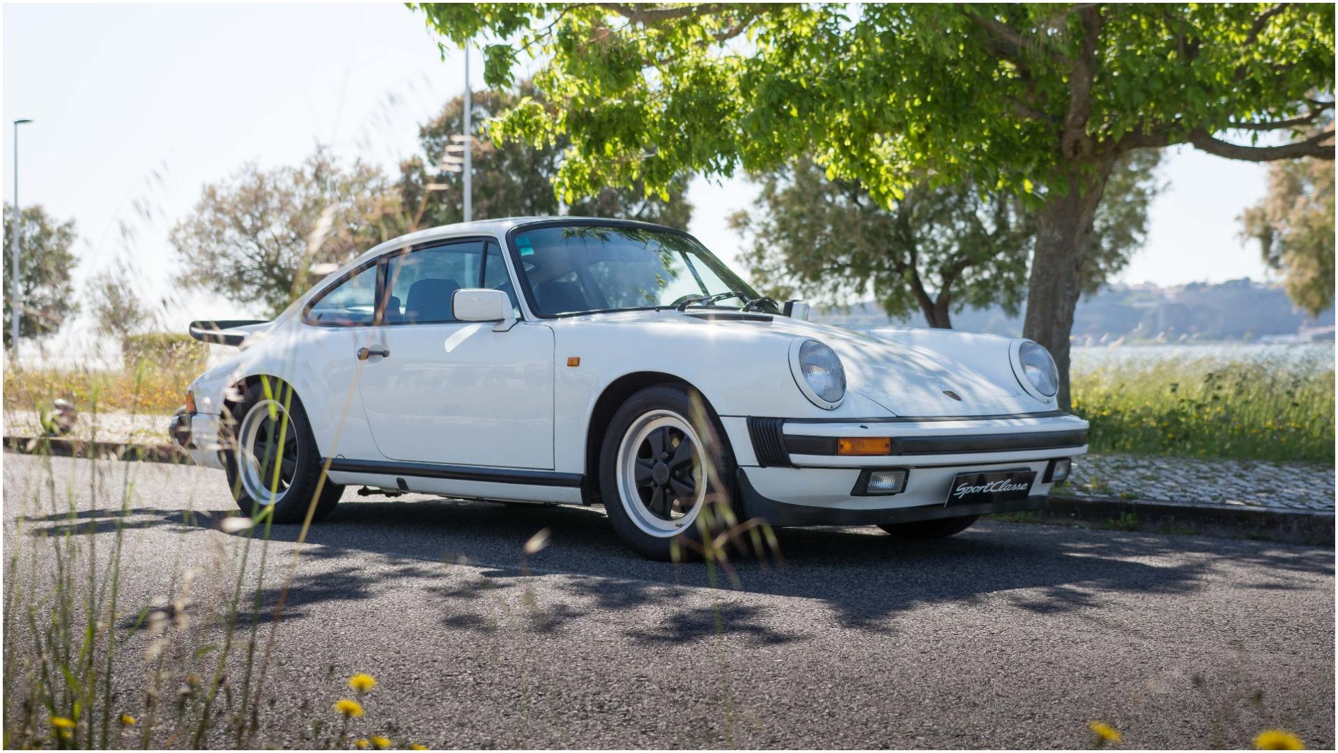 Porsche 911 Carrera RUF (1985)