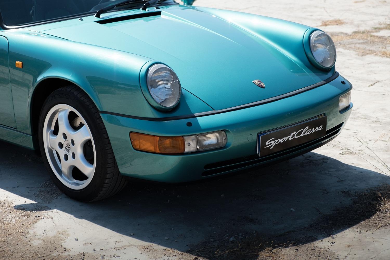 Porsche 911 Targa Carrera 4 (1993)