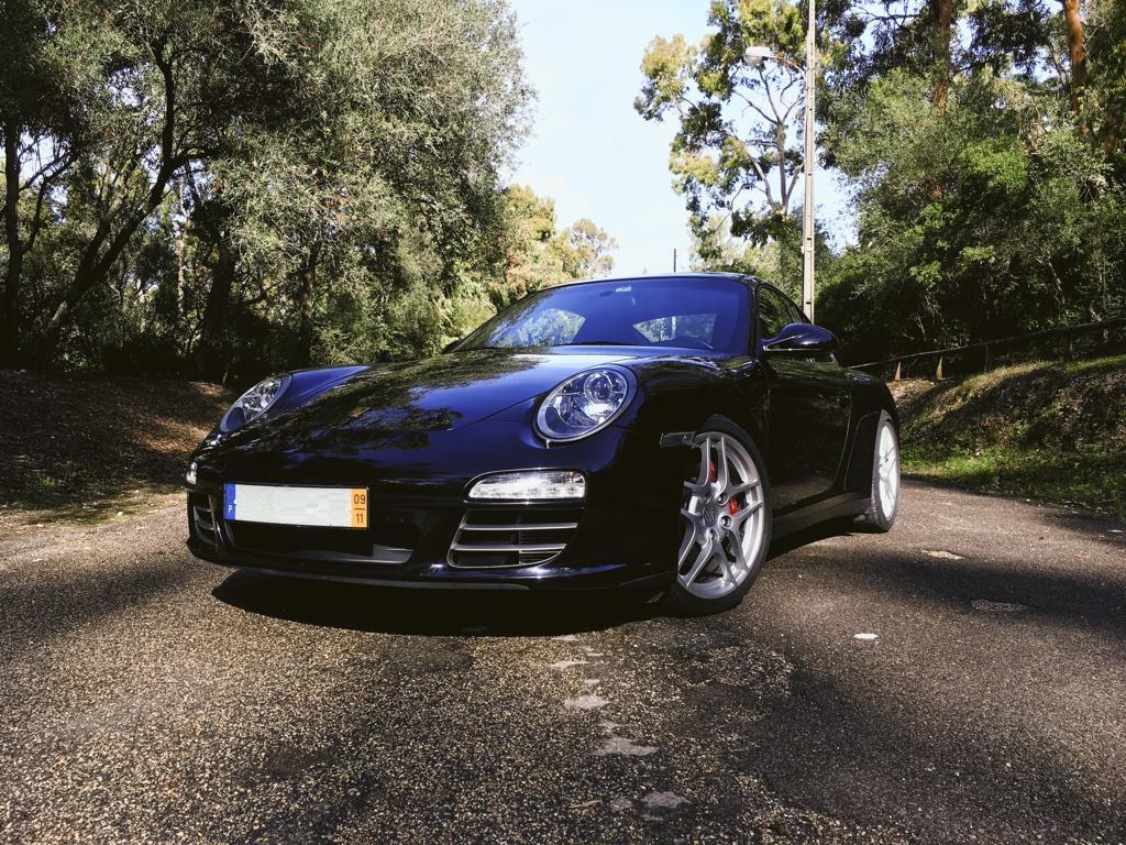 Porsche 911 (997.2) Carrera 4S (2009)