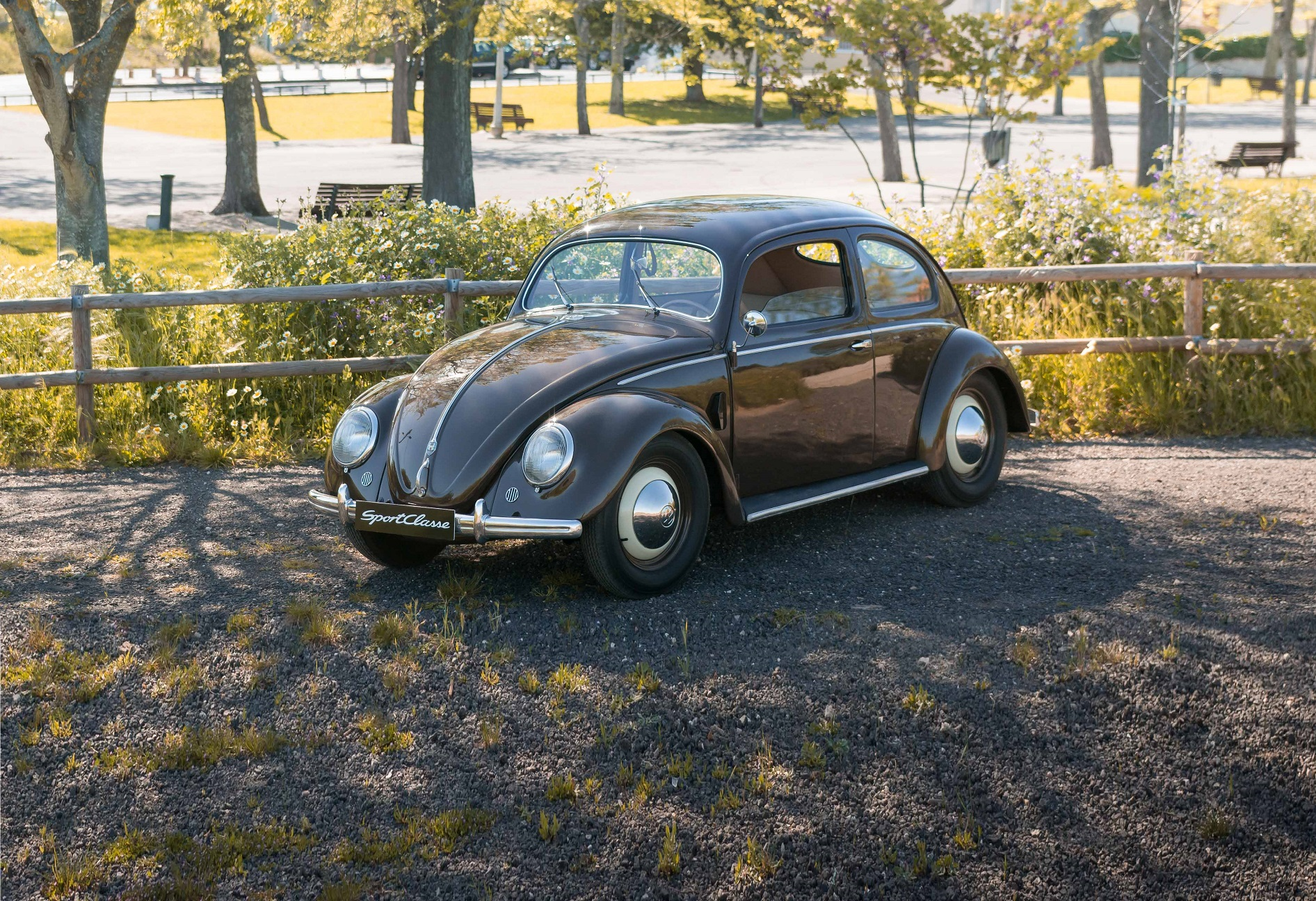 Volkswagen Käfer Split (1951)