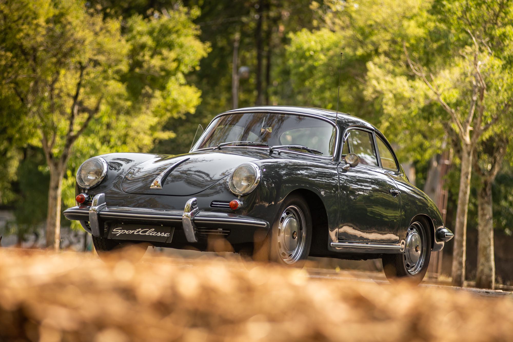 Porsche 356 C (1964)