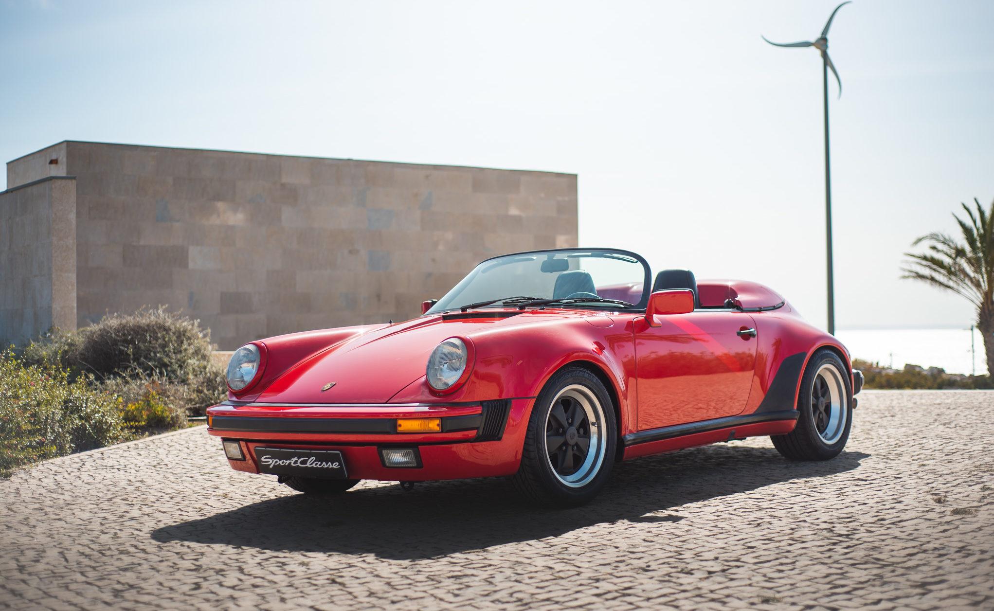 Porsche 911 Speedster (1989)